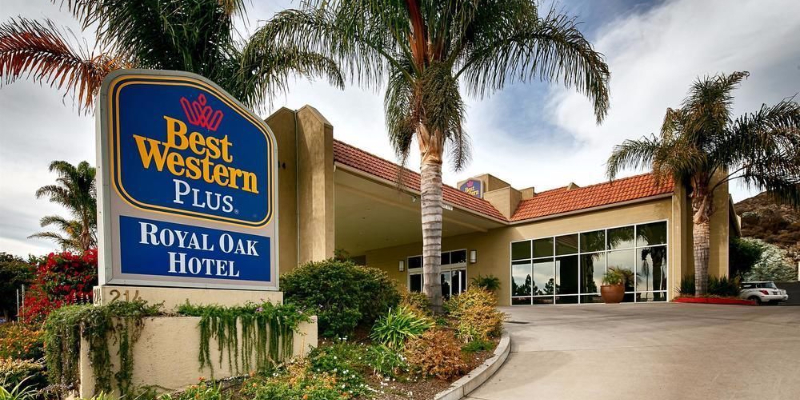 Best Western Plus Royal Oak Hotel – San Luis Obispo, CA ...