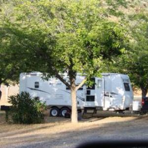 Spanish Flat Campground