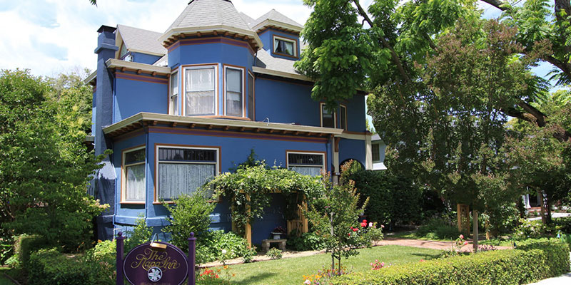 bed napa craftsman inn breakfast best breakfasts california and lodging calistoga the hotels valley