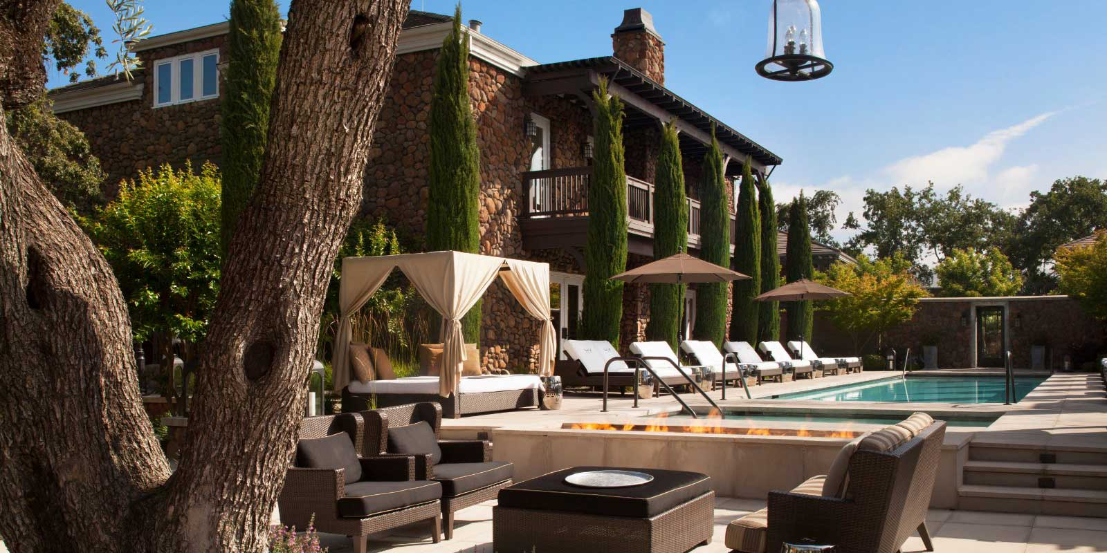 Hotel Yountville Yountville Ca Napavalley Com