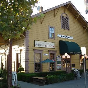 Calistoga Wine Stop