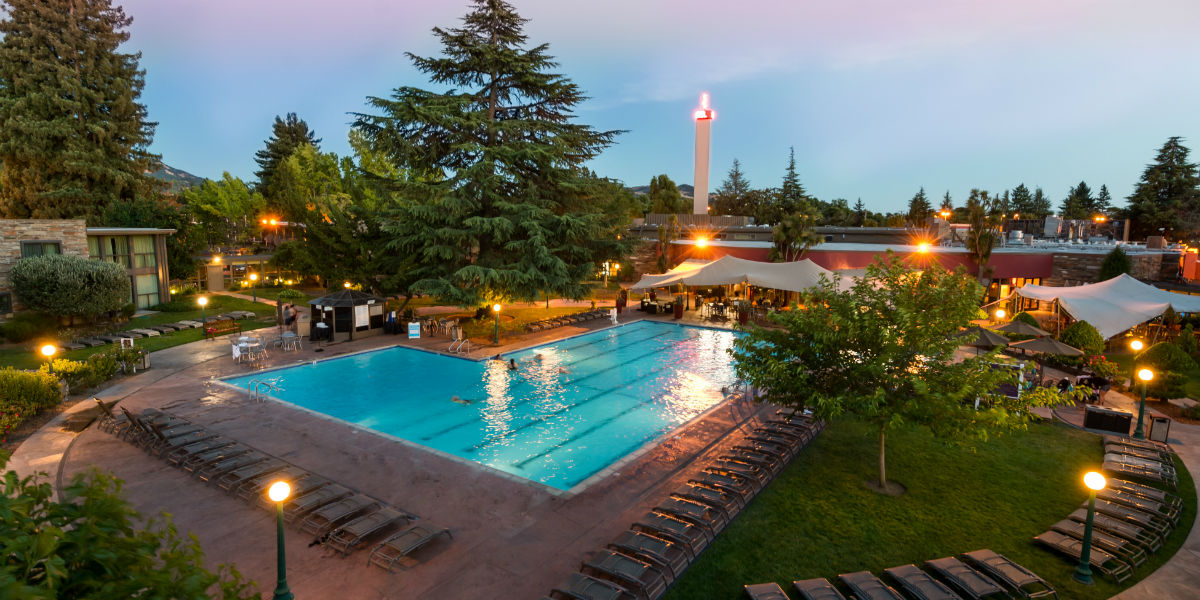 Napa Valley Hotel Deal July