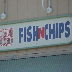 Cape Cod Fish N' Chips
