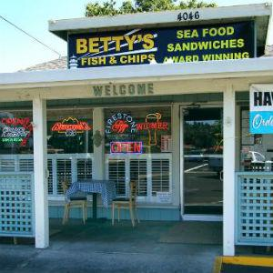 Betty's Fish-N-Chips