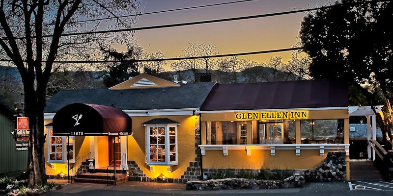 Glen Ellen Inn Glen Ellen Ca Winecountry Com