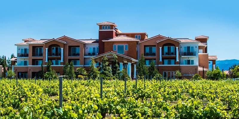 Temecula Winery Resort And Spa