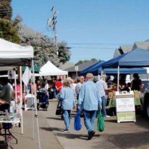Fort Bragg Farmers Market