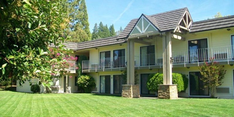 Best Western Gold Country Inn Grass Valley Grass