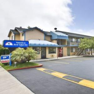 Americas Best Value Inn Six Flags Vallejo