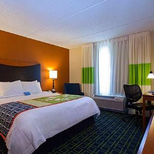 Fairfield Inn & Suites Marriott San Antonio Dwtn/Alamo Plaza