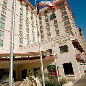 Courtyard By Marriott Austin Downtown/Convention Center