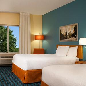 Fairfield Inn And Suites By Marriott Austin - University Area