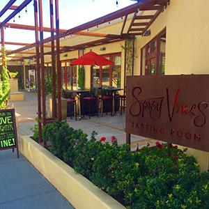 Spicy Vines Tasting Room