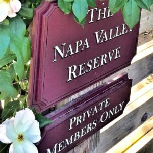 Napa Valley Reserve, The