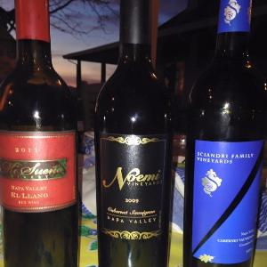 Sciandri Family Vineyards