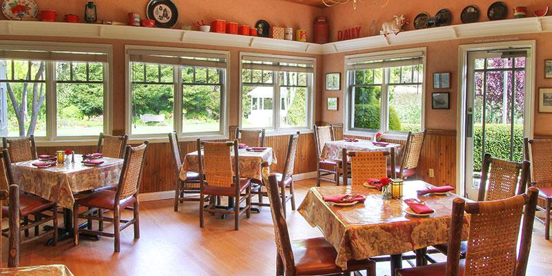 Cambria Pines Lodge Restaurant Cambria Ca Winecountry Com
