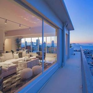SAN FRANCISCO Holiday Penthouse