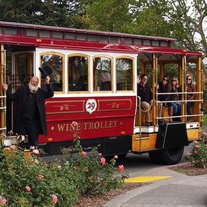 Sonoma Valley Wine Trolley