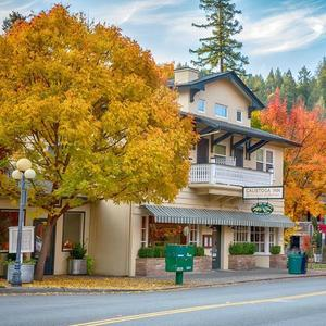 Calistoga Inn, Restaurant & Brewery