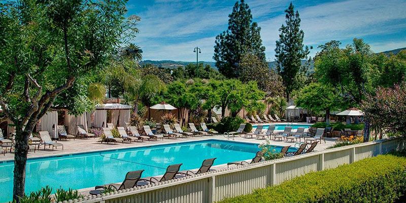 Silverado Resort And Spa Sonoma