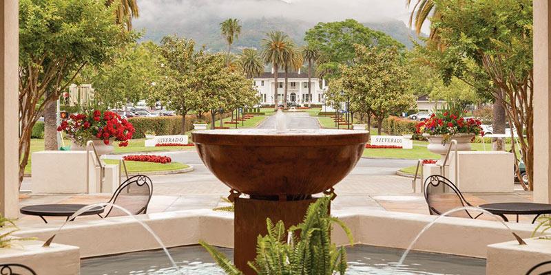 Silverado Resort And Spa Napa Ca Winecountry Com