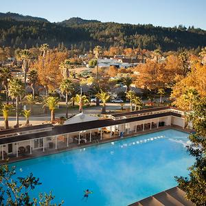 Indian Springs Calistoga