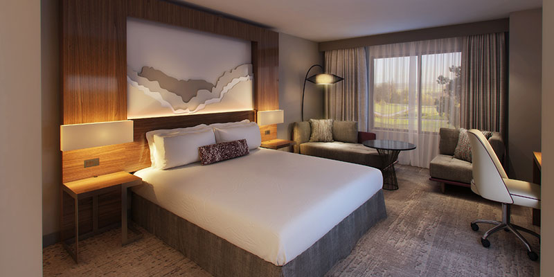 Spa Hotel Napa Ca