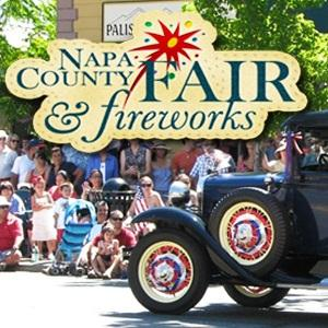 Napa County Fair & Fireworks