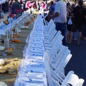 Calistoga Harvest Table