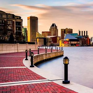 Baltimore Waterfront Promenade
