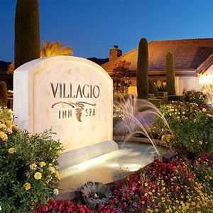 WinterScape In Yountville Package