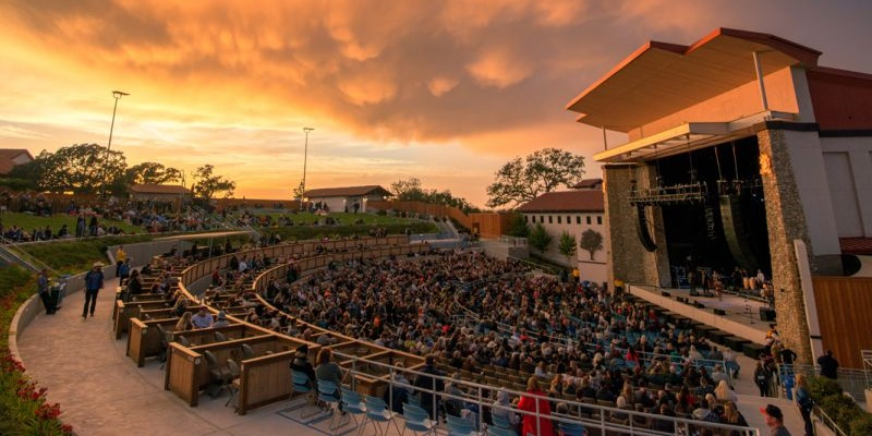 Vina Robles Amphitheatre Paso Robles Ca Winecountry Com