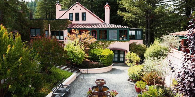 Applewood Inn Guerneville Ca Winecountry Com