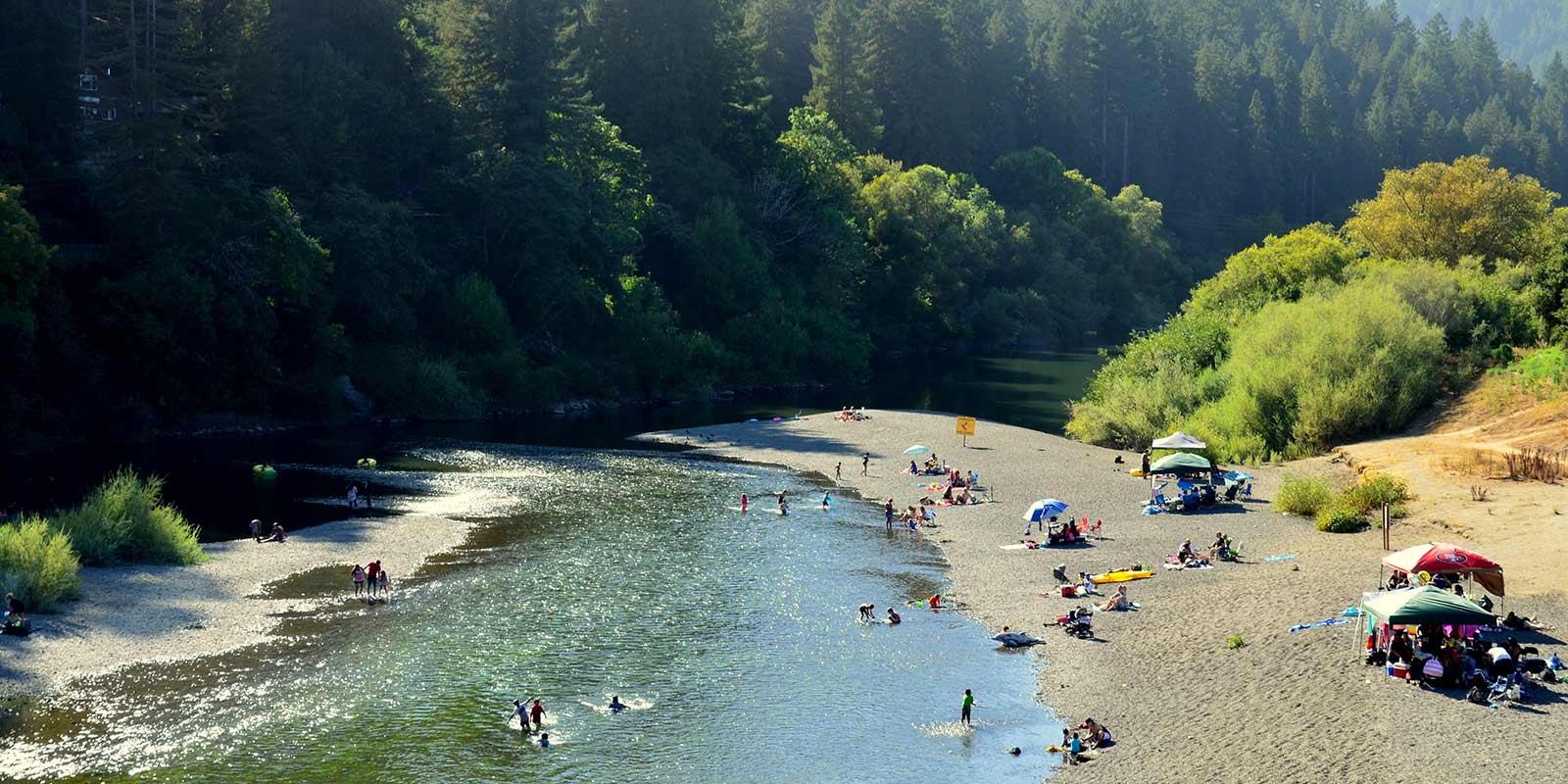 Russian River Vacation Homes Guerneville Ca Sonoma Com