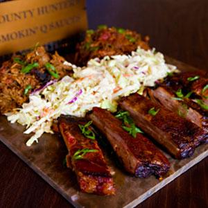 Bounty Hunter Wine Bar & Smokin' BBQ