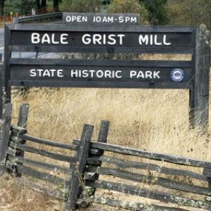 Bale Grist Mill State Historic Park