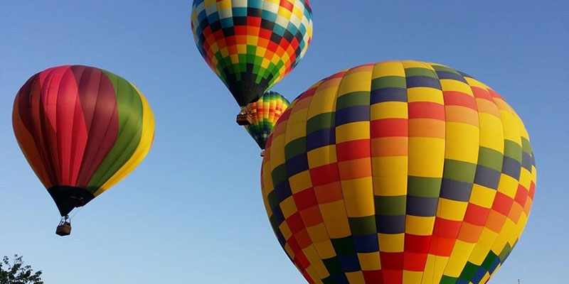 Mid-Week Balloon Ride for $200
