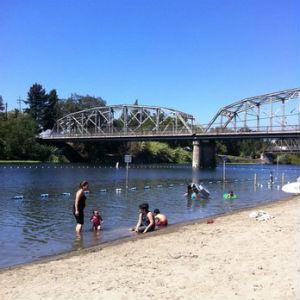 Healdsburg Veterans Memorial Beach Park