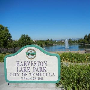 Harveston Lake Park
