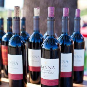 Hanna Winery Alexander Valley