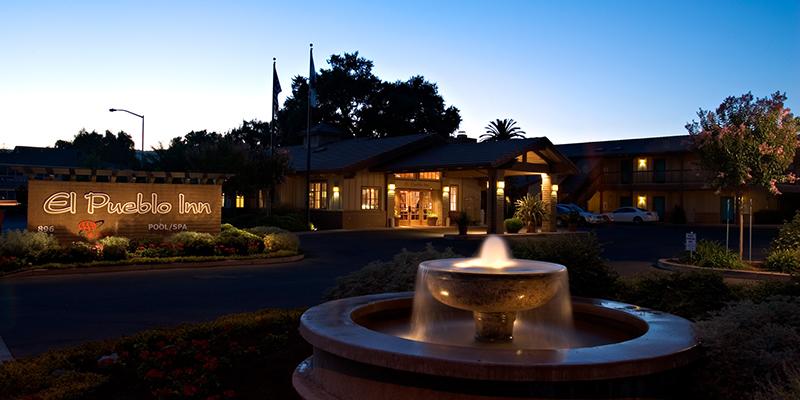 El Pueblo Inn Sonoma Ca Winecountry Com