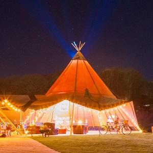 The Magical Tipi