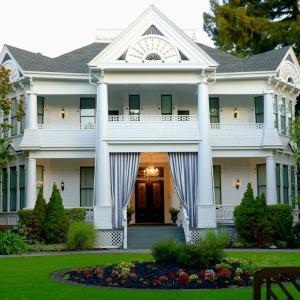White House Napa Valley Inn Napa Ca Winecountry Com