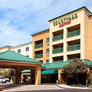 Courtyard San Ramon