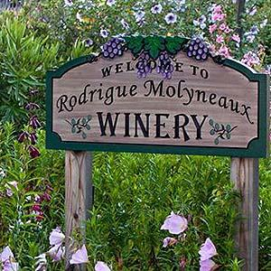 Rodrigue Molyneaux Vineyard & Winery