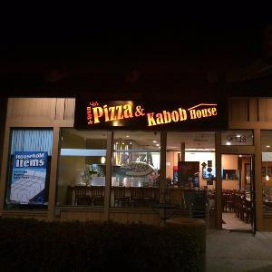 A Town Pizza and Kabob House