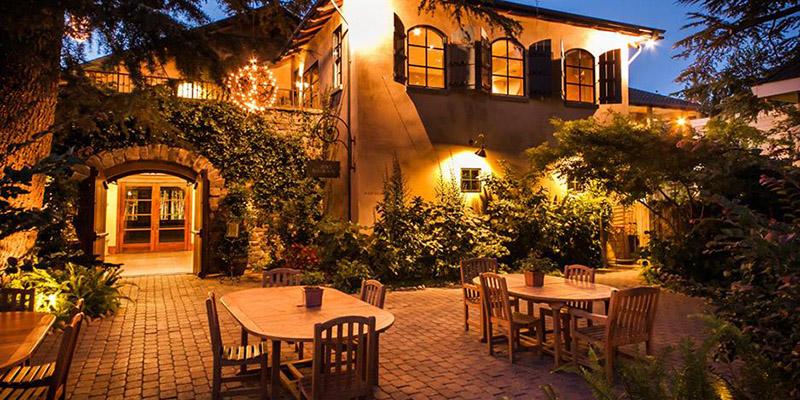 Towne House Restaurant At Wine Roses Lodi Ca