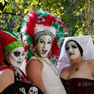 Sisters of Perpetual Indulgence Bingo Night