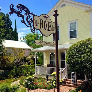 The Foxes Inn Bed & Breakfast