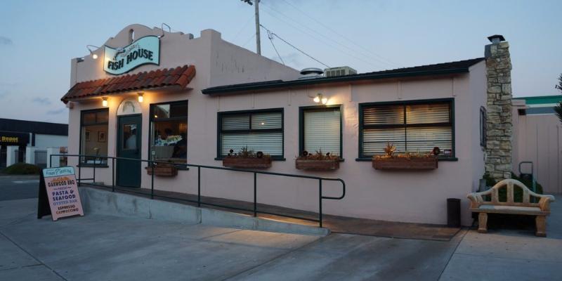 Monterey S Fish House Monterey Ca Winecountry Com